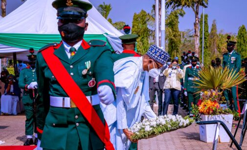 PHOTOS: Celebration of 2021 Armed Forces Remembrance Day