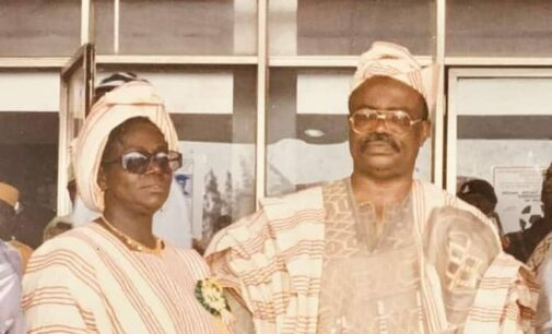 Amina, wife of Tsav, late ex-commissioner of police, dies — 7 months after husband