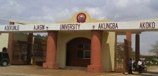 Adekunle Ajasin varsity shut indefinitely as students protest over truck accident