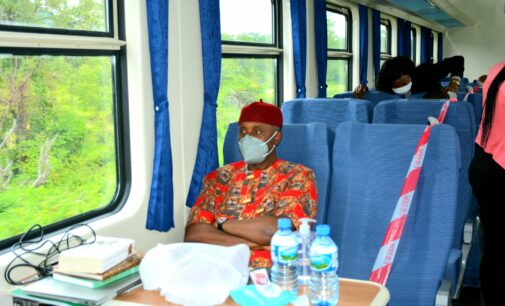 FG threatens to suspend train services over violation of COVID protocols