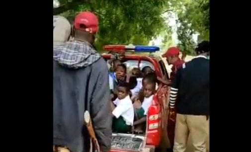 ICYMI: Amotekun operatives arrest Oyo schoolboys 'who described themselves as Marlians'
