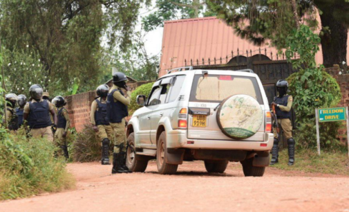Bobi Wine: I've been under house arrest for 5 days… US envoy blocked from seeing me