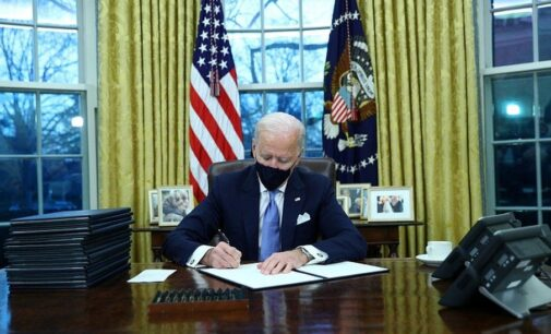 Biden lifts Trump's immigrant visa ban on Nigeria