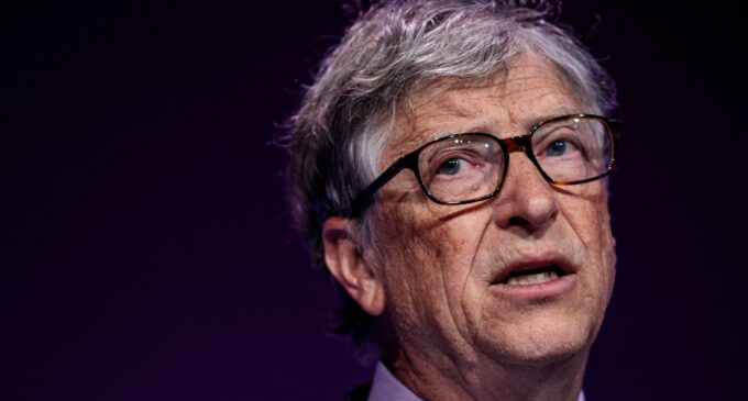 It's time to prepare for the next pandemic, says Bill Gates