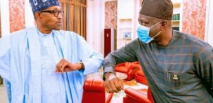 'Tension will reduce if youths are employed' — Makinde briefs Buhari on insecurity in Oyo