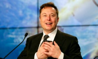 Report: Elon Musk could become world's first trillionaire