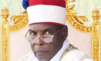 Mohammed El-Kanemi, Emir of Dikwa, is dead