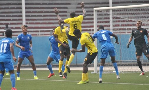 NPFL wrap-up: Dakkada, Rangers grab away wins as Nasarawa, Kano Pillars share points