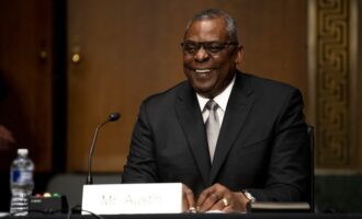 Lloyd Austin confirmed as US defence secretary — first African American Pentagon chief