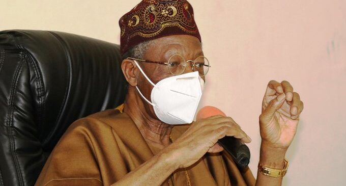 Lai to Nigerians: Stop reading ethnicity or religion into purely security issues