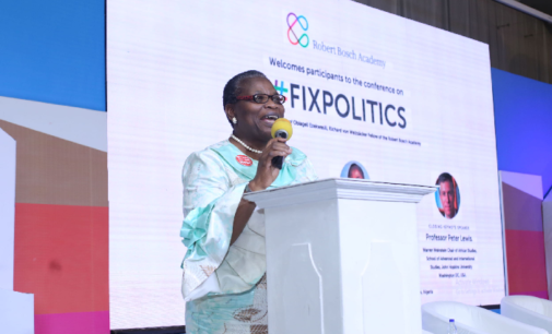 Ezekwesili: Without fixing politics, we can't have good governance