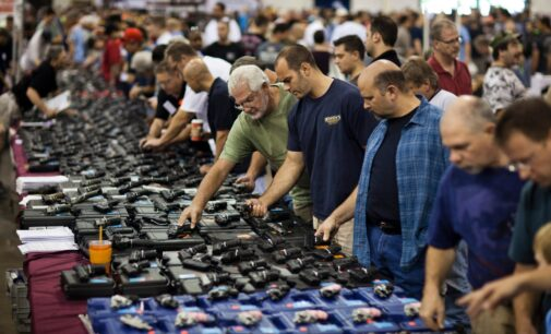 Panic buying: Guns selling out in US ahead of Biden's inauguration
