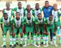 U-17 AFCON: Golden Eaglets to face Algeria, Tanzania