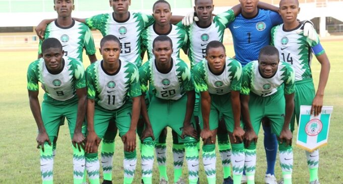 Ivory Coast edge Eaglets to win U-17 WAFU B tournament