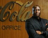 Alfred Olajide appointed Coca-Cola Nigeria MD