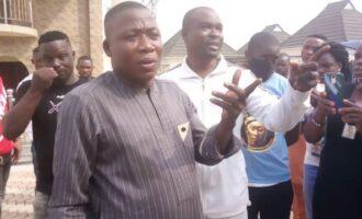 Sunday Igboho: I don't have interest in Amotekun job