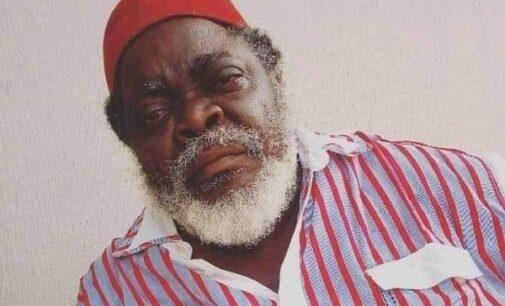 Jim Lawson Maduike, veteran actor, is dead