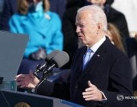 Biden: We'll write the next great chapter in American history