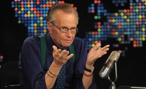 Larry King, ace TV presenter, 'hospitalised with COVID-19