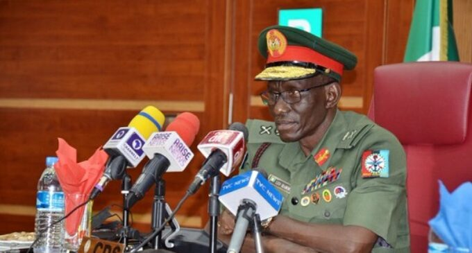 Media should tone down reportage of insecurity, says Irabor