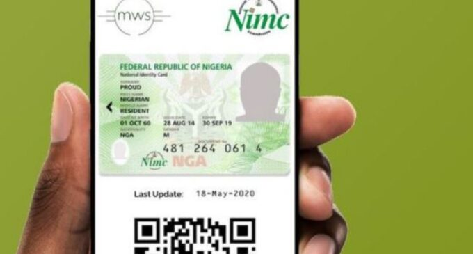 NIMC: BVN-generated NIN can't be used for SIM integration