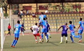 NPFL wrap-up: Nasarawa, Sunshine, Kwara secure wins