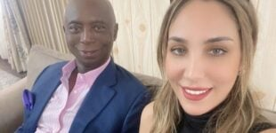 'It's been 10 beautiful years' — Ned Nwoko hails Moroccan wife ahead of 30th birthday