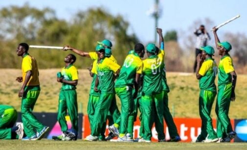 Cricket: Nigeria to play Sierra Leone ahead of World Cup qualifiers