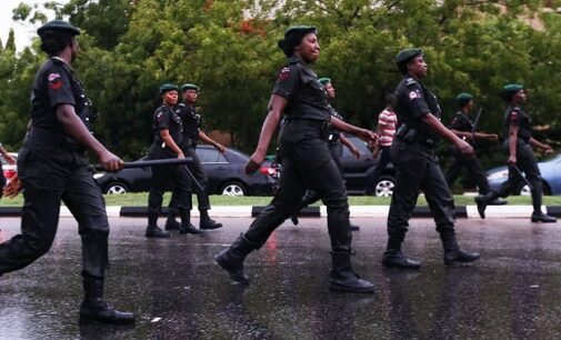 EXTRA: Unmarried policewoman sacked for getting pregnant in Ekiti