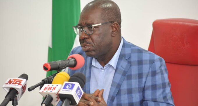 Obaseki: APC's economic mismanagement cause of insecurity — only PDP can help Buhari