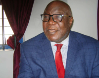 OBITUARY: Oye Ibidapo-Obe, the ex-VC who 'almost died' when Jonathan renamed UNILAG