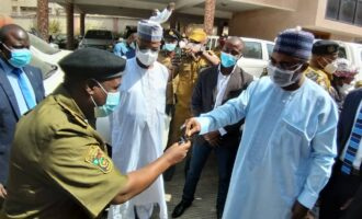 Drug war: Marwa gives marching orders to NDLEA commanders, proposes drug tests for varsity students