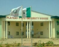 Don't resume strike, Lalong begs Plateau varsity lecturers