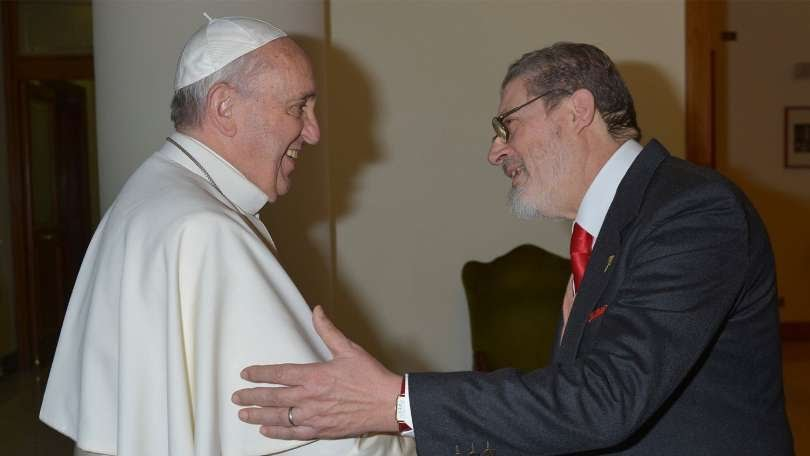 Pope Francis' personal doctor dies of COVID-19