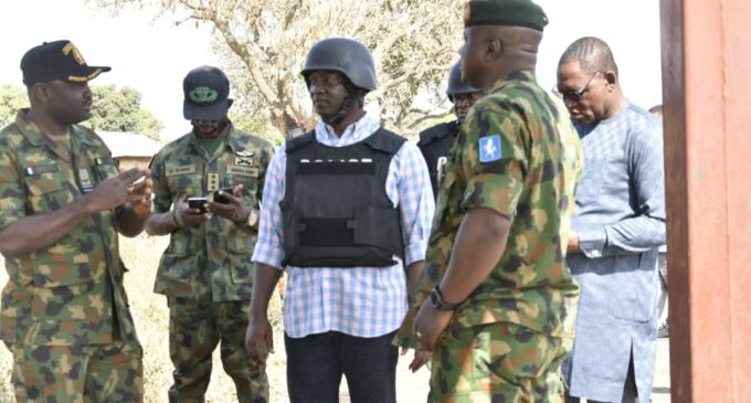 Samuel Aruwan: The journalist turned security guru