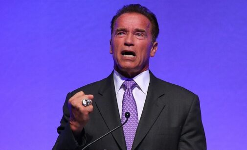 'You'll go down as worst president ever' — Schwarzenegger hits Trump over Capitol invasion