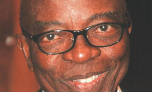 Jubril Martins-Kuye, former finance minister, is dead