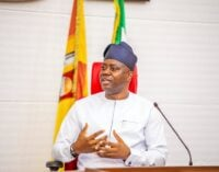 Makinde: Most of the bad reports about Amotekun are fake