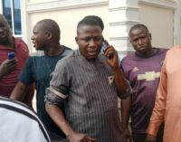 Police: Hoodlums armed with guns set Igboho's house on fire