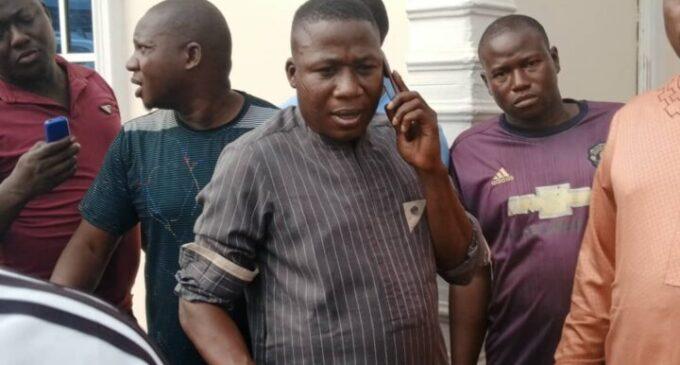 'Yoruba nation rally' in Lagos will go ahead, says Igboho's aide