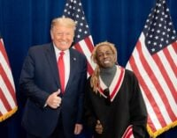 Lil Wayne 'to be pardoned by Trump' as he risks 10 years in prison over gun charge