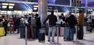 To check spread of new COVID variant, UK cancels policy exempting some visitors from quarantine