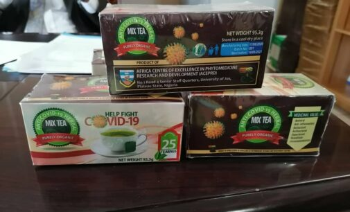 UNIJOS authorises use of herbal tea for 'COVID-19 prevention' — without NAFDAC approval