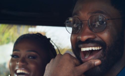 WATCH: Waje, Ric Hassani team up for 'Best Thing' visuals