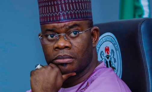 'You owe it to Nigeria to contest' — group asks Yahaya Bello to run for president