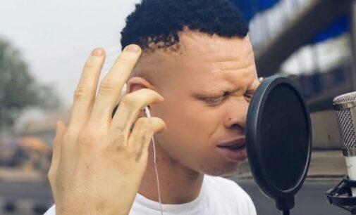 SPOTLIGHT: YellowCee, Nigeria's 'first albino rapper' likened to Dagrin