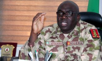 Army chief finally appears before reps over arms purchase probe