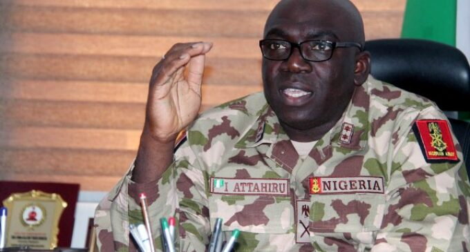 Second phase of operation against Boko Haram starting soon, says army chief