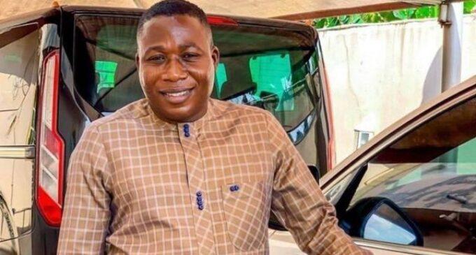 Sunday Igboho: Tinubu gave me N2m to fuel my car in 2009