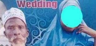 'Haba, Mallam Sani!' — outrage as aged man weds young girl